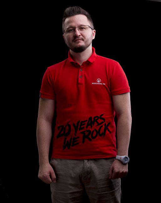 Саунд-дизайнер World of Tanks Сергей Комар