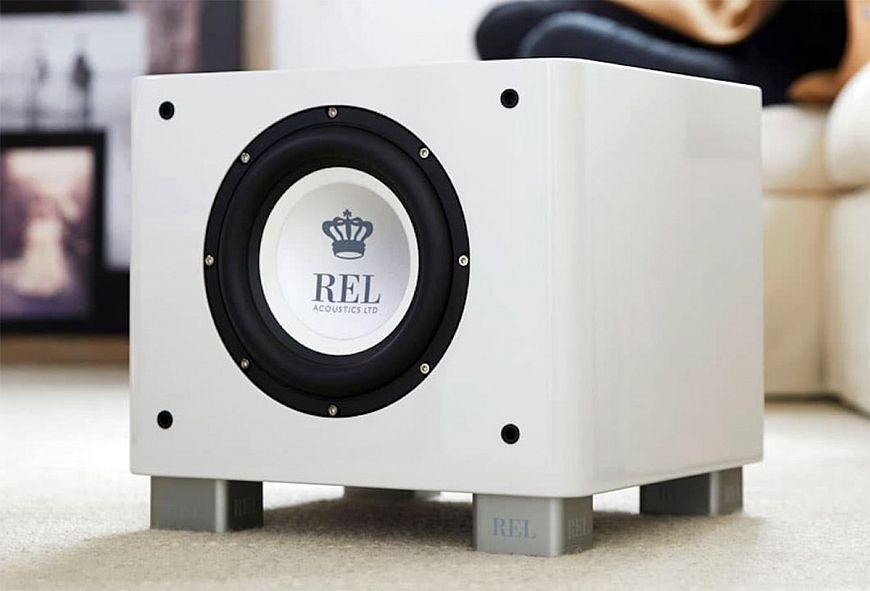 REL T/x — новое поколение сабвуферов легендарной марки