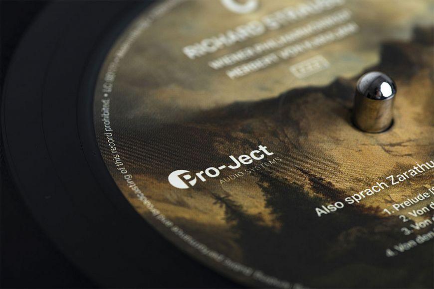 Альбом The Vienna Philharmonic & Herbert von Karajan: Richard Strauss от Pro-Ject