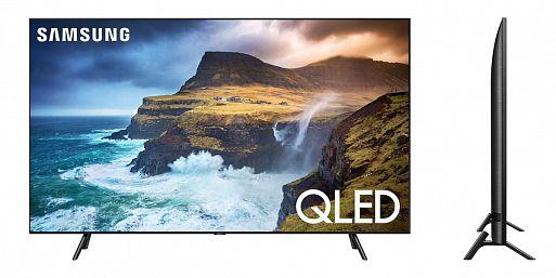 4K QLED телевизор Samsung Q70R