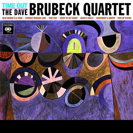 9. The Dave Brubeck Quartet«Time Out»