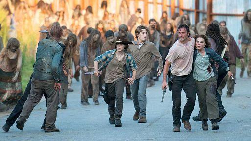 «Ходячие мертвецы» / The Walking Dead (2010, 9 сезонов)