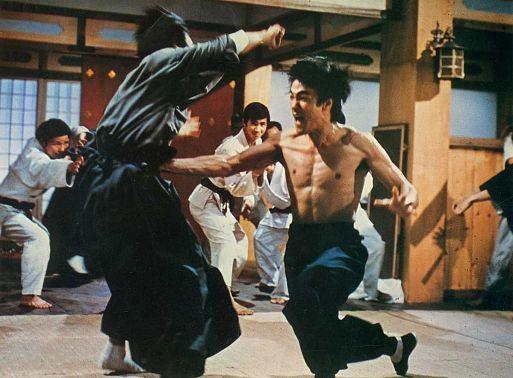 «Кулак ярости» / Jing wu men (1972)