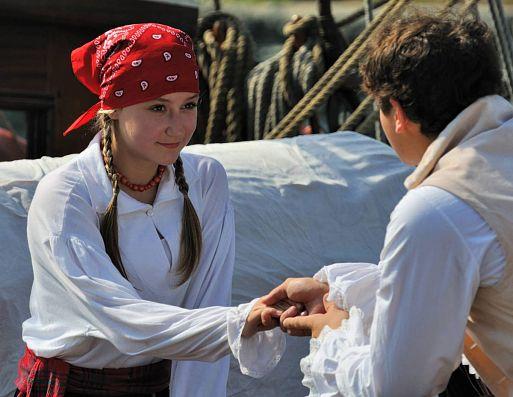 «Арабелла – дочь пирата» (1983)
