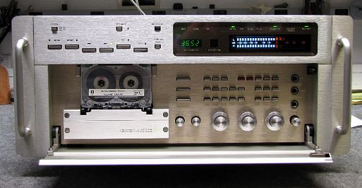 Phase Linear 7000 MK-II (Pioneer CT-A1)