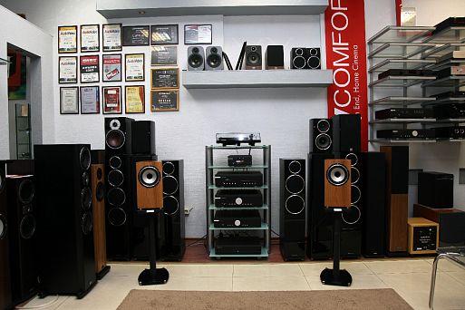 Сравнительный тест полочных акустических систем в ценовой категории 60 000 – 70 000 руб