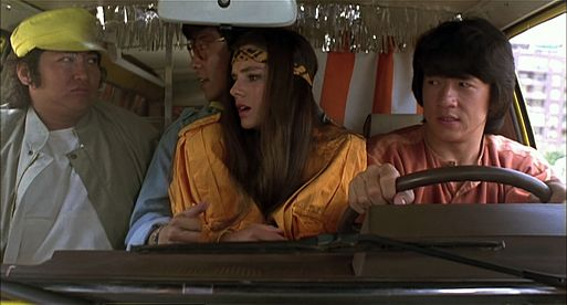 «Закусочная на колесах» / Wheels on Meals (1984)