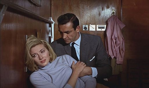 2. «Из России с любовью» / From Russia with Love (1963)