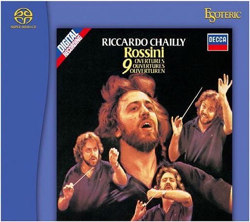 Esoteric SACD «Увертюры Россини (Rossini, 9 Overtures)»