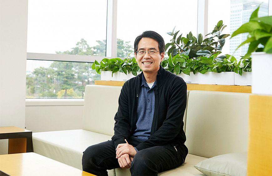 Тэхён Ким (Taehyung Kim), главный научный сотрудник