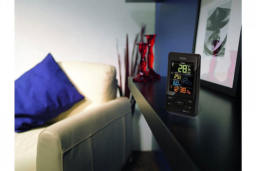 Метеостанция с термометром Oregon Scientific BAR 206S