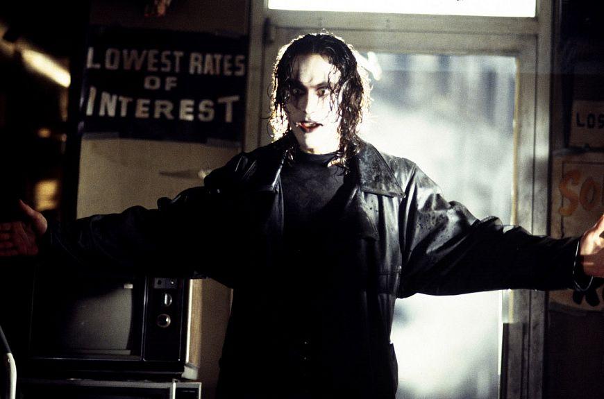 Ворон / The Crow (1994)
