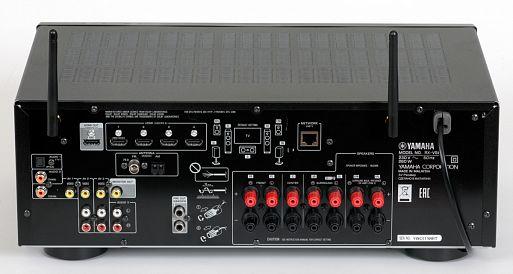 AV-ресивер Yamaha RX-V585