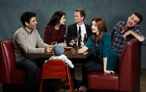 «Как я встретил вашу маму» / How I Met Your Mother (2005, 9 сезонов)
