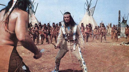 12. «Виннету – сын Инчу-Чуна» / Winnetou (1963) – 56 миллионов зрителей