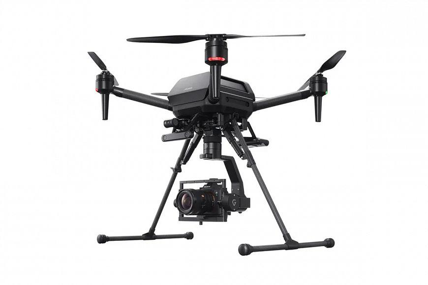 Квадрокоптер Sony Airpeak S1