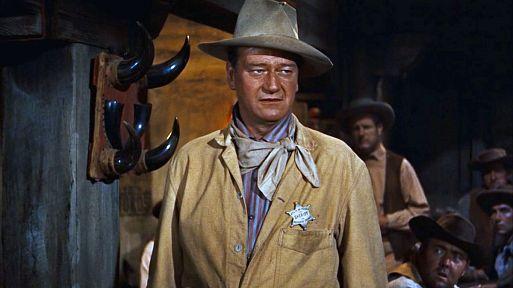 23. Рио Браво / Rio Bravo (1958)