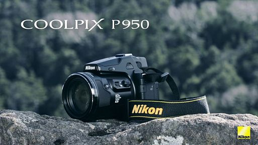 Фотокамера Nikon COOLPIX P950