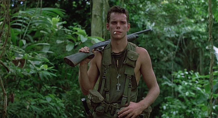 3. Взвод / Platoon (1986)