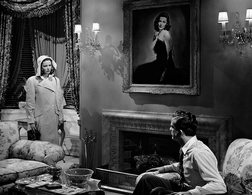 3. Лора / Laura (1944)