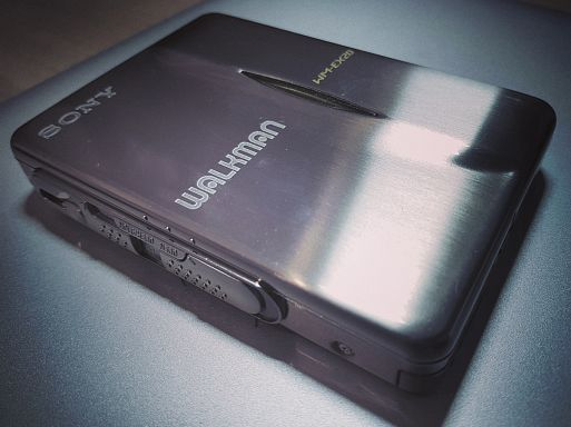 4. Sony Walkman WM-EX20
