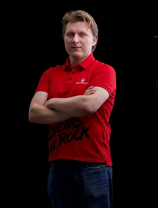 Саунд-дизайнер World of Tanks Вячеслав Скадорва