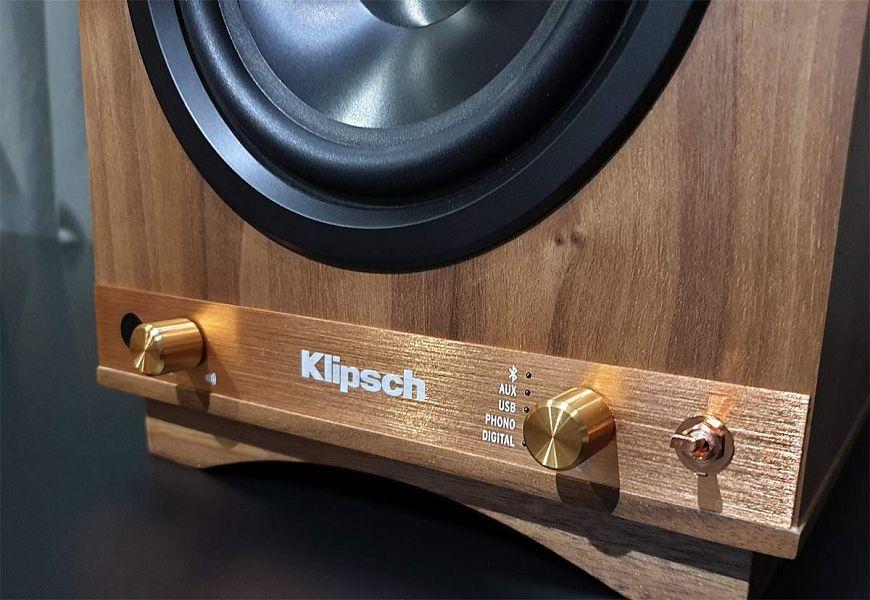 Klipsch The Sixes – шестое чувство ритма. Обзор активных мониторов серии Heritage
