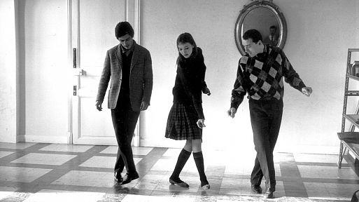 «Банда аутсайдеров» / Bande à part (1964)