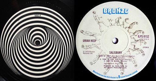 Uriah Heep «Salisbury»