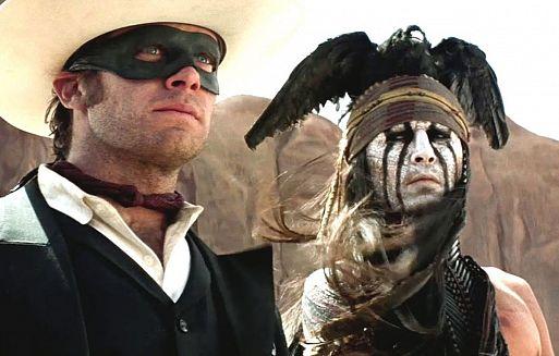 «Одинокий рейнджер» / The Lone Ranger (2013)