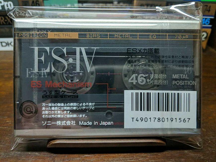 Sony Metal-ES ($49,9 за штуку)