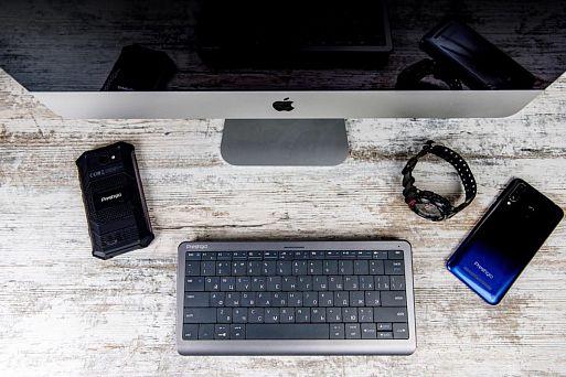 Prestigio Click&Touch — революционная клавиатура-тачпад